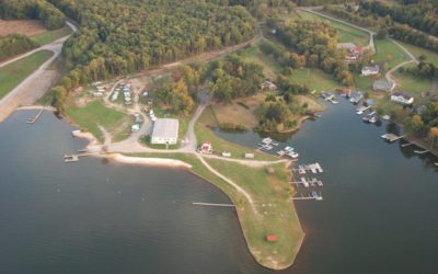 Pleasants Landing Marina Open Again on Lake Anna
